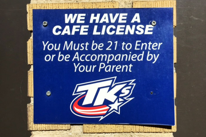 TK's American Cafe | Danbury CT